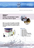 QGA: Biomasa total en aguas